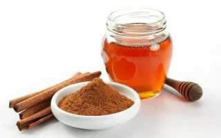 Маска с медом и корицей для лица от прыщей: рецепт и рекомендации