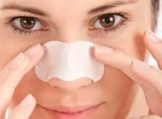 Работают ли полоски для удаления черных точек на носу