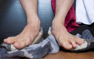 Мазь от потливости и запаха ног: обзор и рейтинг