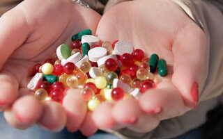 Таблетки от прыщей — виды, эффективность