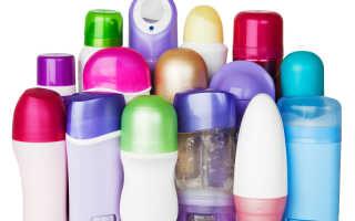 7 лучших женских дезодорантов