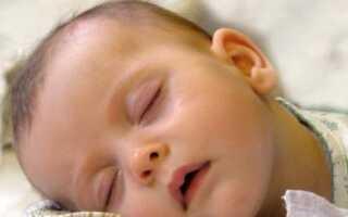 Почему ребенок сильно потеет во сне: причины и профилактика