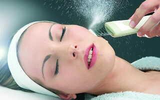 Профессиональное оборудование ультразвуковой чистки лица: обзор и рекомендации
