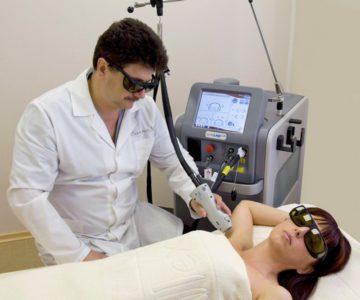 Лазерное лечение повышенной потливости