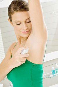 Что представляет дезодорант спрей, как им пользоваться