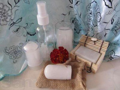 Как самостоятельно сделать дезодорант: несколько натуральных рецептов