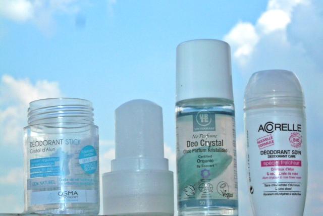 Кристаллический каменный дезодорант: польза и вред в отзывах