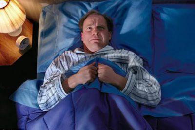 Сильная ночная потливость у мужчин