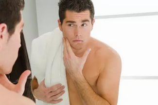 Можно ли избавиться от прыщей после бритья