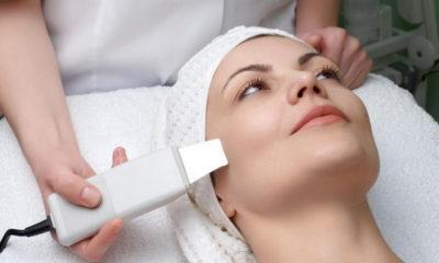Ультразвуковая чистка лица — что это такое, возможности и опасности метода